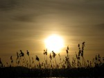 Sunset at Chew Lake 3