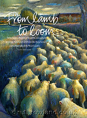 lamb to loom